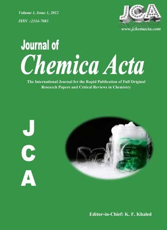 Journal of Chemica Acta